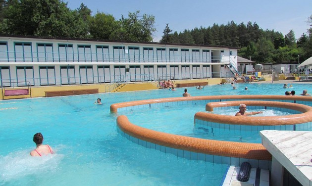 New 50-room hotel planned at Bükkszék thermal bath