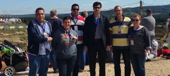 Autocross az Egyesült Arab Emiratusokban, magyar szervezésben