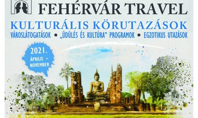 Megjelent a Fehérvár Travel jubileumi katalógusa