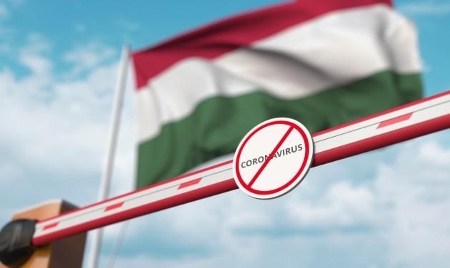 Marad a határzár október 1-je után is