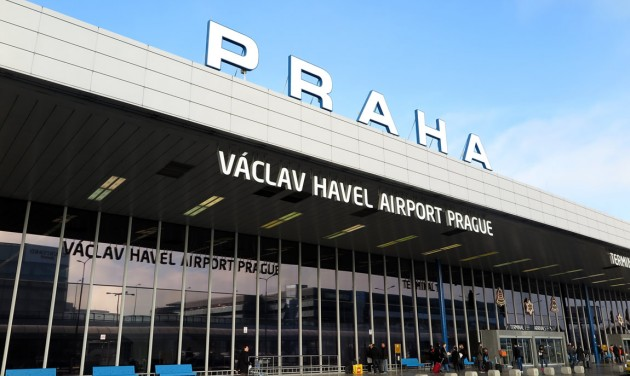 Erősödött a prágai repülőtér forgalma