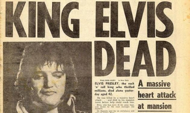 Sárváron látták Elvist?