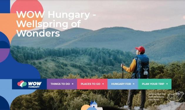 Megújult Magyarország nemzetközi turisztikai honlapja
