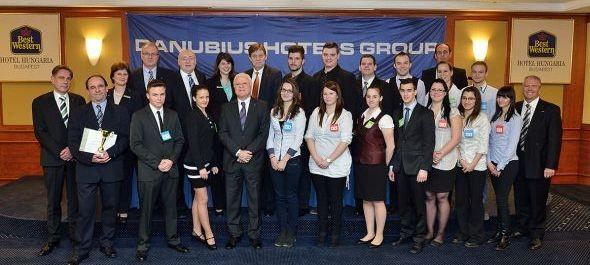 A jövő legjobb szakemberei, a Danubius házi tanulóversenyén
