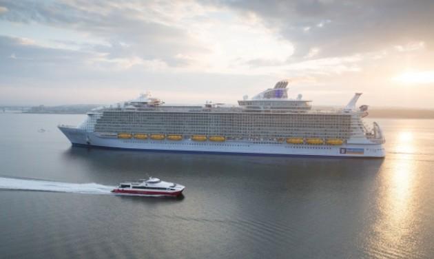 Pillantson be a világ legnagyobb hajójára!