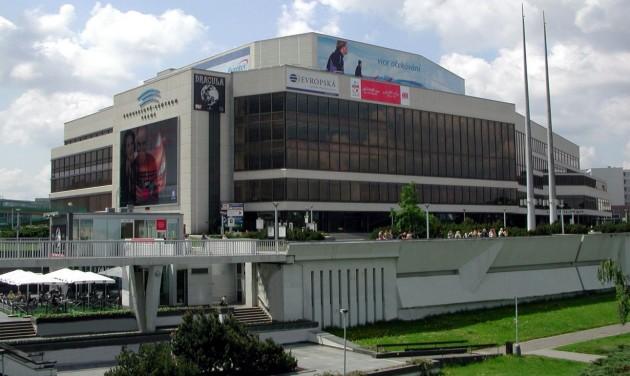 A fenntarthatóság útján a Prágai Kongresszusi Központ