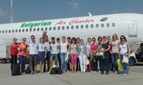 Jövőre is Debrecen-Burgasz járat a Robinson Tours-szal