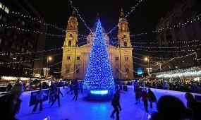 Karácsonyi nyitva tartás a Bazilikánál