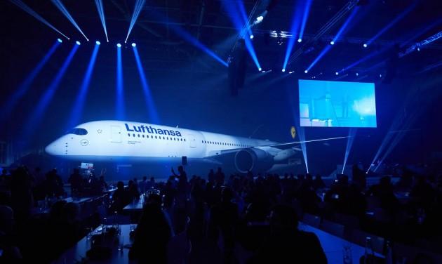 Az utasok bioritmusához igazodik a Lufthansa új A350-900-asa