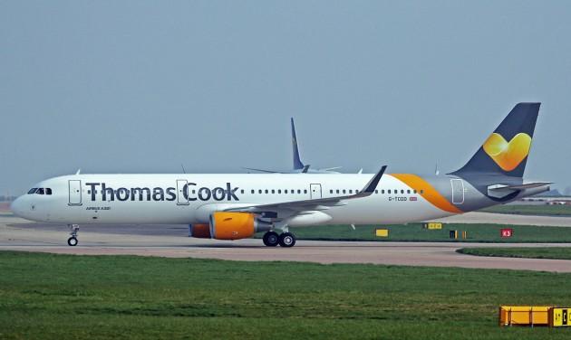 Egynapos szünet után újraindult a Thomas Cook Airlines Scandinavia