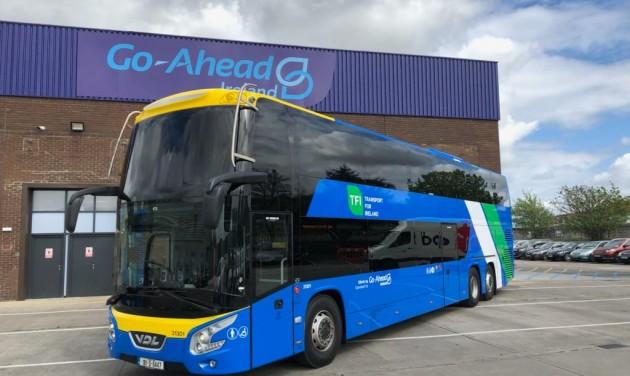 Légszennyező anyagokat elnyelő buszok jönnek Nagy-Britanniában