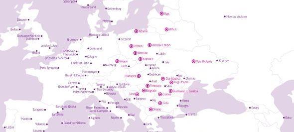 15,8 millió utas a Wizz Airnél