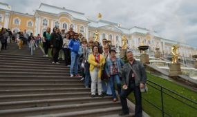 Szentpétervárra vitte partnereit a Robinson Tours