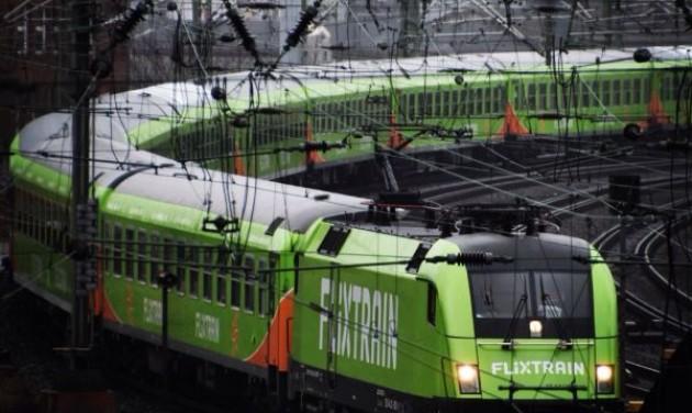 Megduplázza kínálatát Németországban a FlixTrain