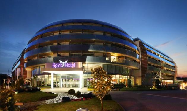 350 ezer vendég, 50 díj: 10 éves a Spirit Hotel