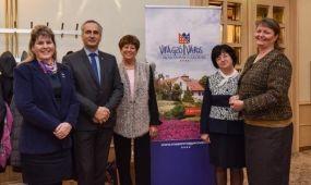 Keresik Magyarország legvirágosabb éttermét