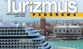 Olvasta már a májusi Turizmus Panorámát?