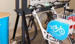 Elektromos bringák az Ős-Dráván