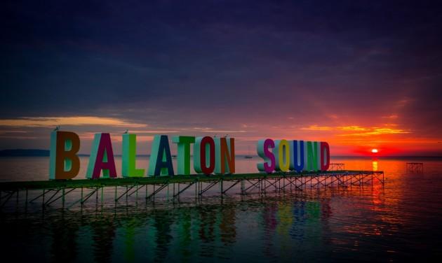 Elsővonalas techno és house fellépőkkel erősít a Balaton Sound
