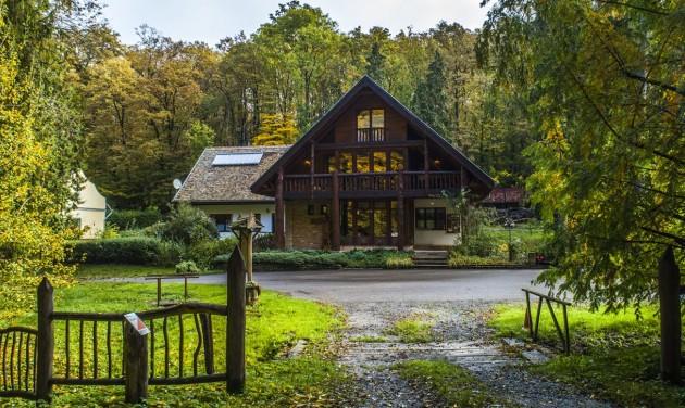 Annafürdőn van az Év Turistaháza