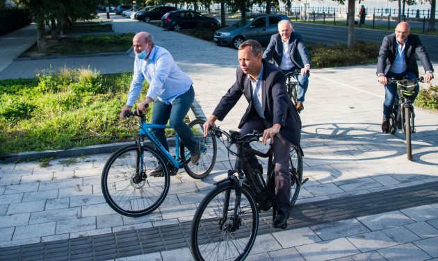 Elektromos kerékpárok vásárlására nyílik pályázati lehetőség