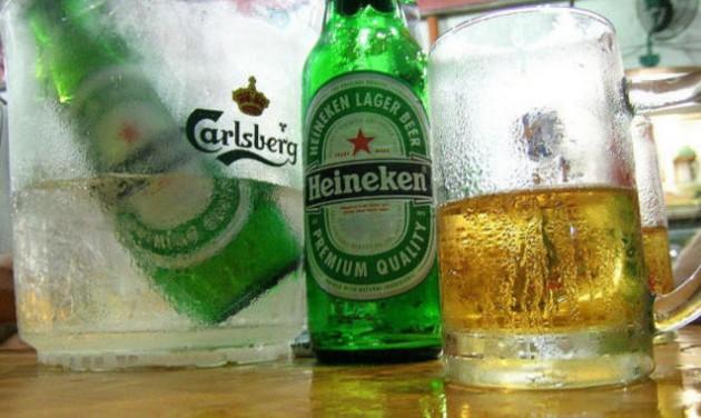 Rekord bírságot fizethet a Heineken