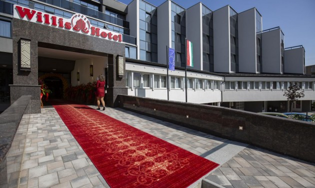 Megnyílt a Willis Hotel Zalaegerszegen