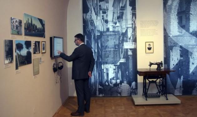 Márai-kiállítás nyílt Kassán