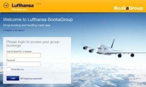 Új jegyfoglalási portál a Lufthansánál tízfősnél nagyobb csoportok számára