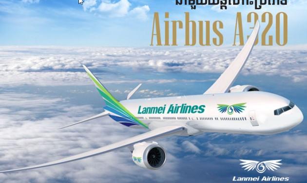 Új légitársaság Kambodzsában