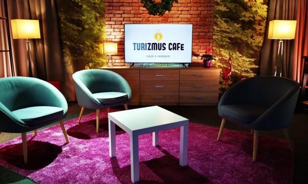 Kávézzunk együtt szerda reggel a Turizmus Café-ban!