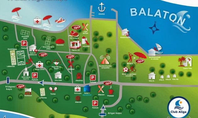 Billionaire's company completes purchase of Club Aliga resort