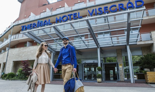 VingCard beléptető rendszerre váltott a Thermal Hotel Visegrád****superior