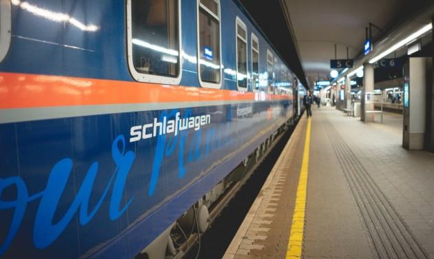 Újra jár éjszakai vonat Brüsszel és több európai nagyváros között