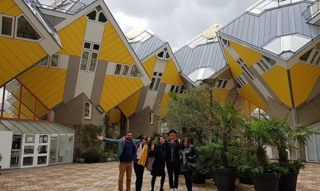 Cool city – Rotterdam