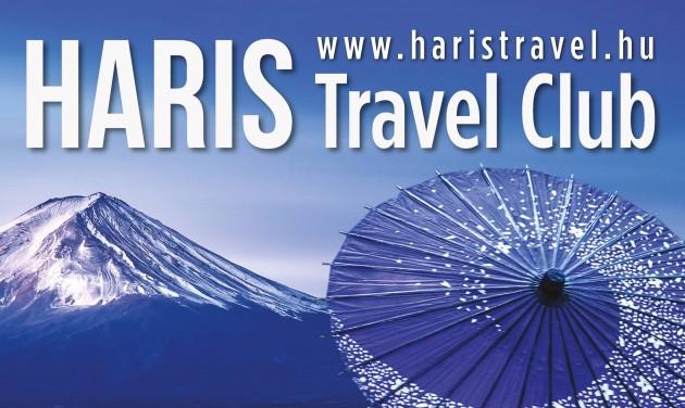 Látni, érezni, kóstolni a Haris Travel Clubbal