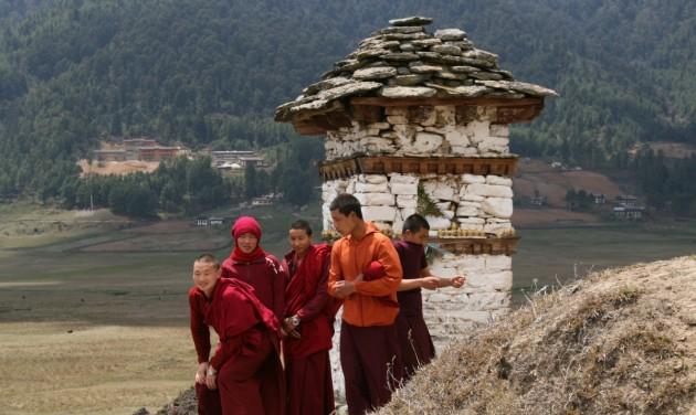 Elindult az STA Travel bhutáni útja – a virtuális térben