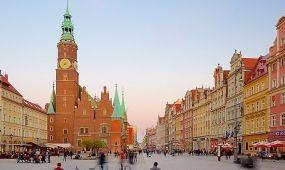Programok Wrocławban, Európa Kulturális Fővárosában