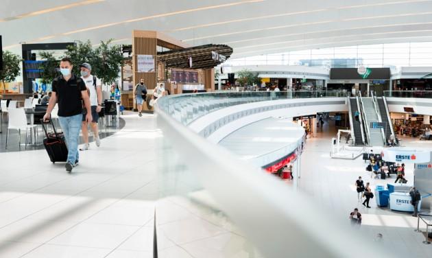 5,5 millió utasra számít idén és részben lezárja a 2. terminált a Budapest Airport