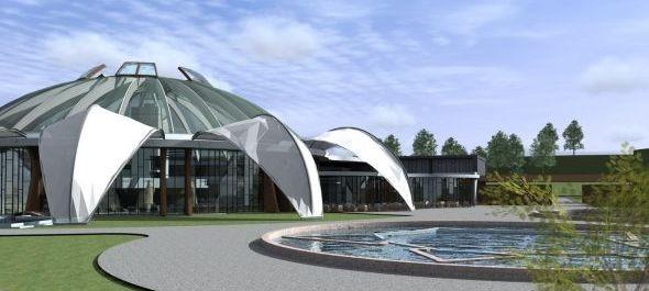 A KÉSZ épít wellnessközpontot Nagyváradon