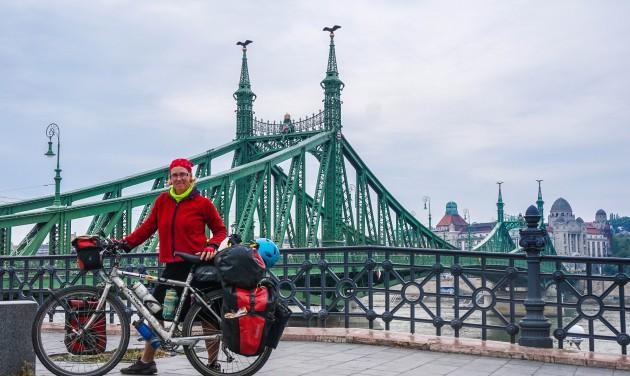 Indul az Eurovelo fejlesztése Budapesten