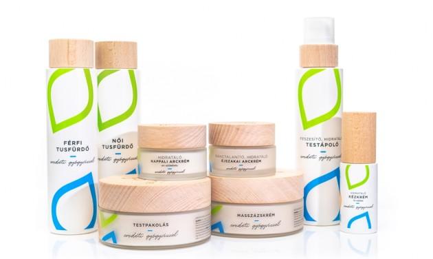 Bükfürdő Kozmetikumok – eredeti gyógyvízzel