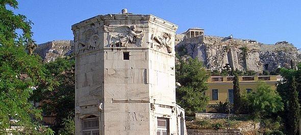 Először látogatható az athéni Szelek tornya