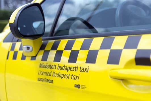 Nő a drosztengedéllyel nem rendelkező taxisok száma a fővárosban