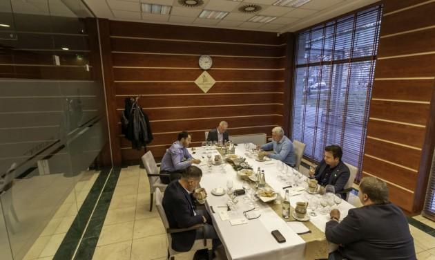 Nyolc borvidék 20 pincészete pályázott a Debrecen Város Bora címre