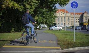 Kerékpárút-fejlesztés Debrecenben