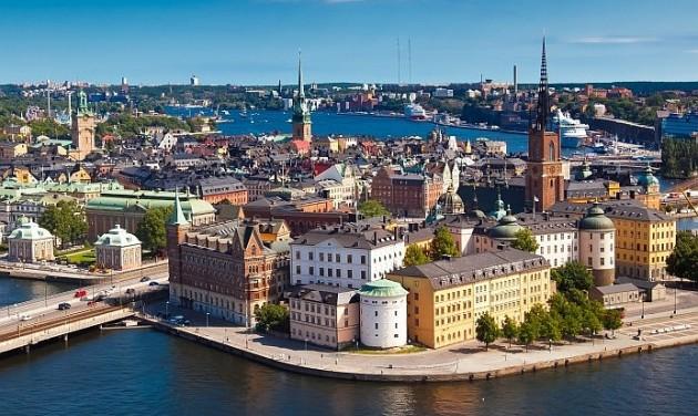 Stockholm a kedvenc