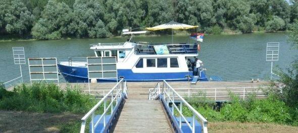 Tiszai határátkelőhely nyílt Szegednél