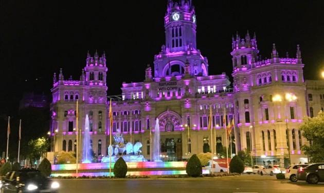 Hárommillió embert várnak a madridi World Pride-ra