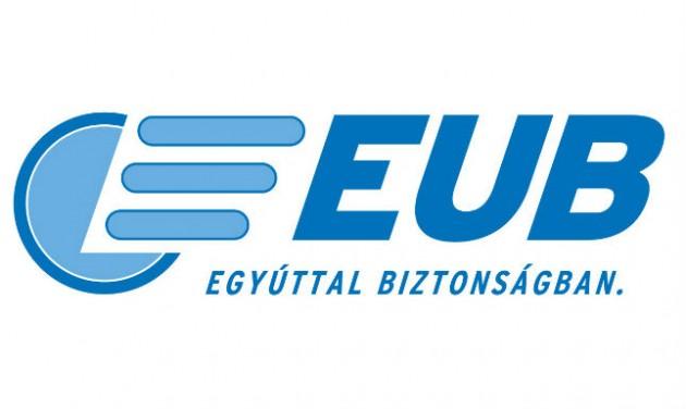 Biztosítási Nagydíjat nyert az EUB